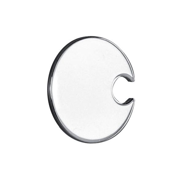 Крючок для полотенец в ванную Inda Logic a3320acr