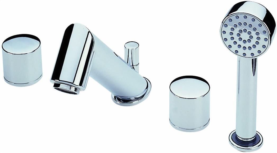 Смеситель на борт ванны OrasСмесители<br>Назначение смесителя: для ванны и душа,<br>Выдвижной душ: есть,<br>Тип управления смесителя: вентильный,<br>Цвет покрытия: хром,<br>Стиль смесителя: модерн,<br>Монтаж смесителя: горизонтальный,<br>Тип установки смесителя: на борт ванны,<br>Материал смесителя: латунь,<br>Излив: традиционный,<br>Аэратор: есть,<br>Родина бренда: Финляндия<br>