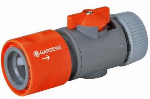 Коннектор Gardena 2942 с регулятором