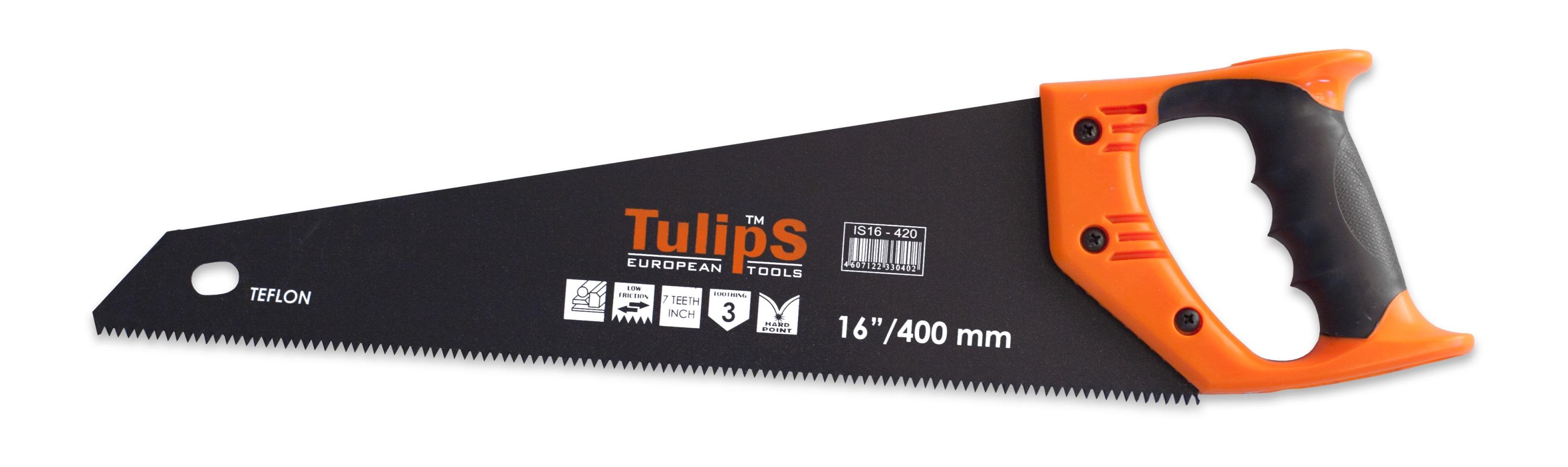 Ножовка по дереву Tulips tools