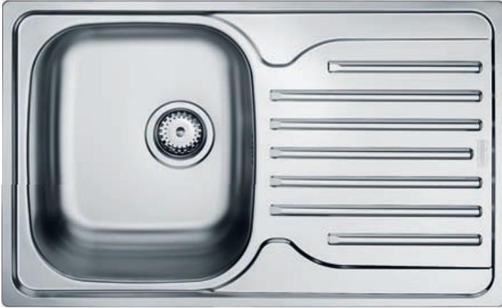 Мойки кухонные