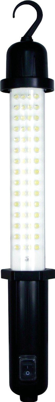 Светильник переносной ElroСветильники переносные<br>Количество ламп: 60,<br>Назначение светильника: подсветка,<br>Материал: пластик,<br>Тип лампы: светодиодная,<br>Патрон: LED<br>