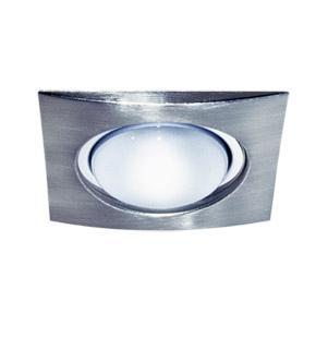 Светильник встраиваемый АКЦЕНТСветильники встраиваемые<br>Стиль светильника: модерн,<br>Диаметр: 65,<br>Форма светильника: квадрат,<br>Материал светильника: металл,<br>Количество ламп: 1,<br>Тип лампы: накаливания,<br>Мощность: 60,<br>Патрон: Е14,<br>Цвет арматуры: никель<br>