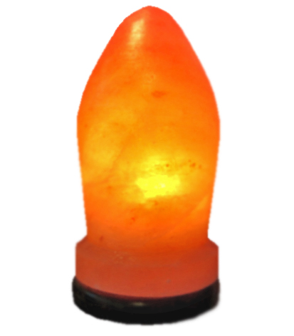 Лампа солевая Zenet Ракета