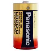 Батарейка PanasonicБатарейки, аккумуляторы и зарядные устройства<br>Напряжение: 1.5,<br>Тип: D,<br>Вид: батарейка,<br>Количество в упаковке: 2<br>