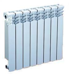 Радиатор отопления алюминиевый Radiko