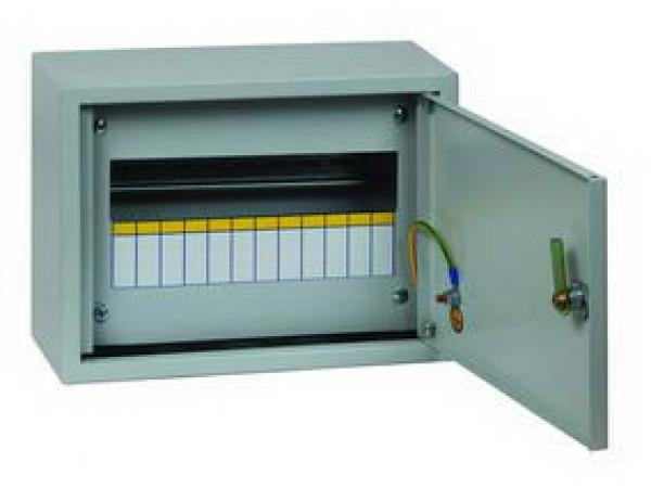 Щит EkfЩиты электрические, боксы<br>Тип: щит,<br>Тип установки: навесной,<br>Материал: металл,<br>Степень защиты от пыли и влаги: IP 31,<br>Использование: в помещении,<br>Высота: 220,<br>Ширина: 300,<br>Глубина: 120,<br>Толщина: 0.8,<br>Замок: есть,<br>Окно: нет,<br>Клеммник: нет,<br>DIN рейка: одна,<br>Количество модулей: 9,<br>Вес нетто: 2.53<br>