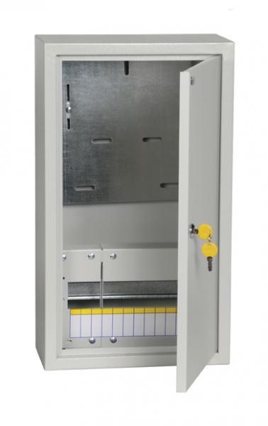 Щит электрический навесной IekЩиты электрические, боксы<br>Тип: щит, Тип установки: навесной, Материал: металл, Степень защиты от пыли и влаги: IP 31, Использование: в помещении, Высота: 395, Ширина: 310, Глубина: 165, Толщина: 1, Замок: есть, Окно: есть, DIN рейка: одна, Количество модулей: 12<br>