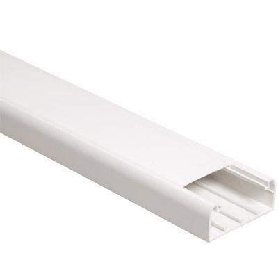 Кабель-канал ЭЛЕКОРКабель-каналы, трубы<br>Тип: кабель-канал,<br>Ширина: 20,<br>Высота: 10,<br>Длина (м): 2,<br>Цвет: белый<br>