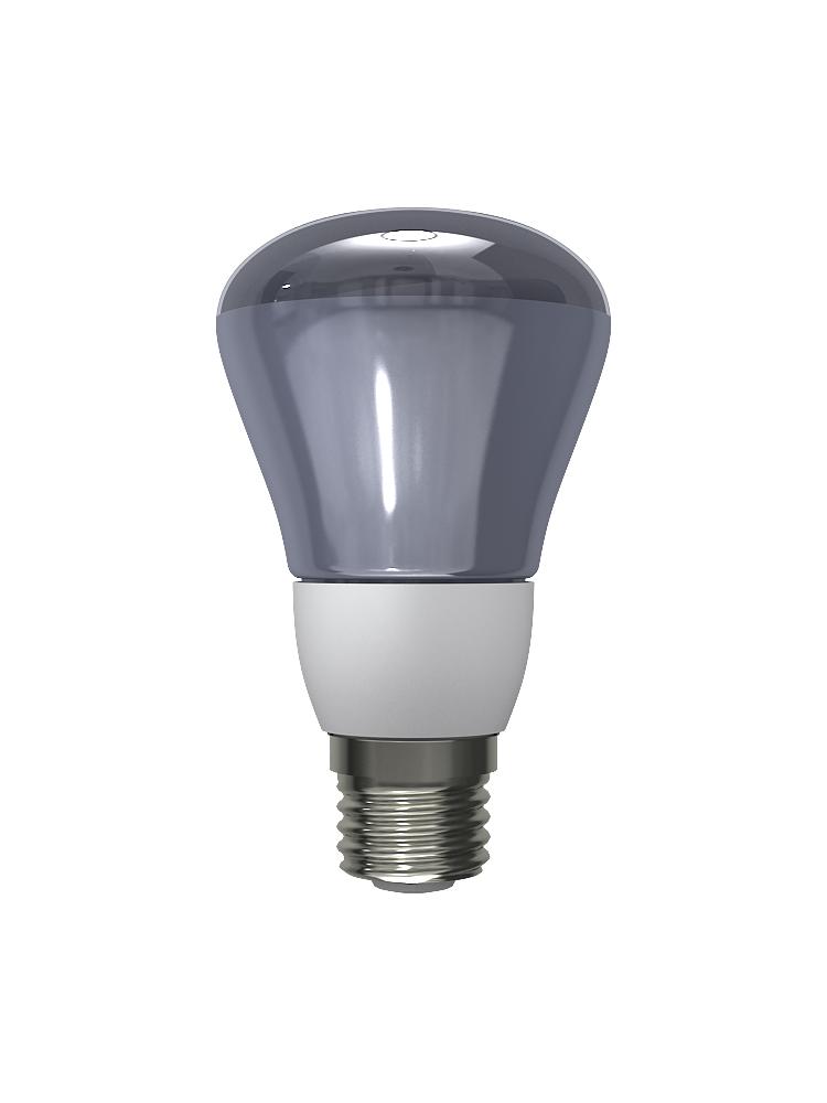 Лампа энергосберегающая EconЛампы<br>Тип лампы: энергосберегающая,<br>Форма лампы: рефлекторная,<br>Цвет колбы: белая,<br>Тип цоколя: Е27,<br>Напряжение: 220,<br>Мощность: 11,<br>Цветовая температура: 4200,<br>Цвет свечения: холодный<br>
