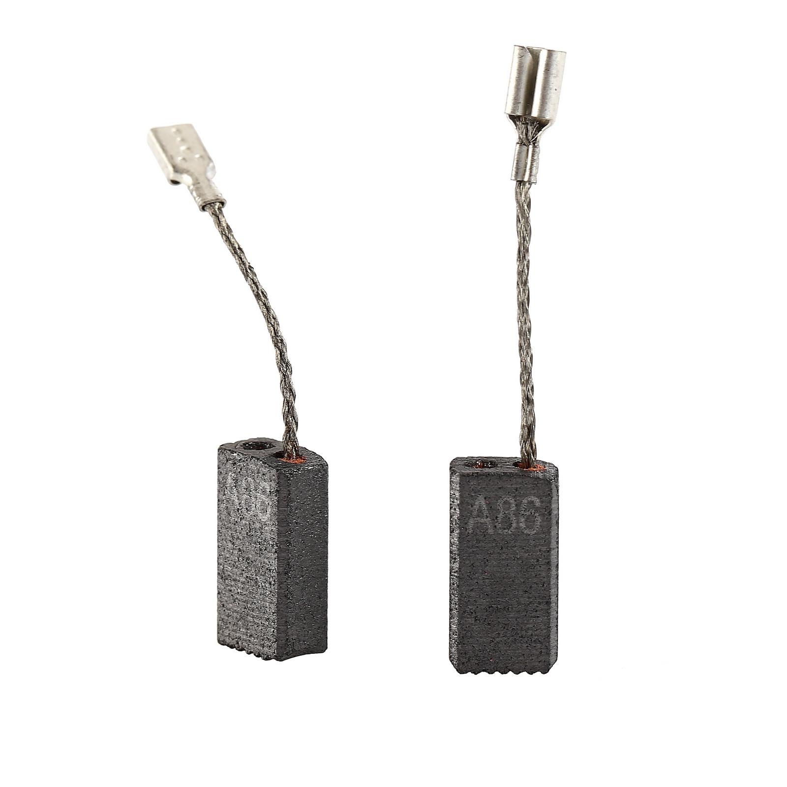 404-319 Щетки угольные (2 шт.) для bosch (1607014145) autostop, Щётка