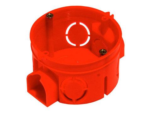 Электроустановочные изделия Коробки монтажные: Коробка установочная