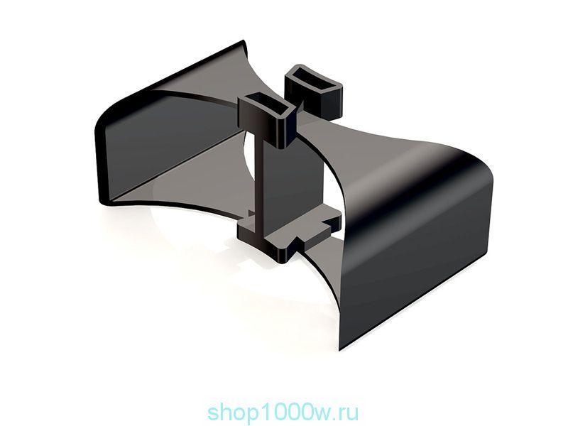 Канал соединительный GreenelКоробки монтажные<br>Тип монтажного элемента: канал соединительный,<br>Тип установки коробки: скрытый монтаж,<br>Длина (мм): 53.5,<br>Ширина: 35.3,<br>Высота: 28.5,<br>Цвет: черный,<br>Степень защиты от пыли и влаги: IP 20<br>