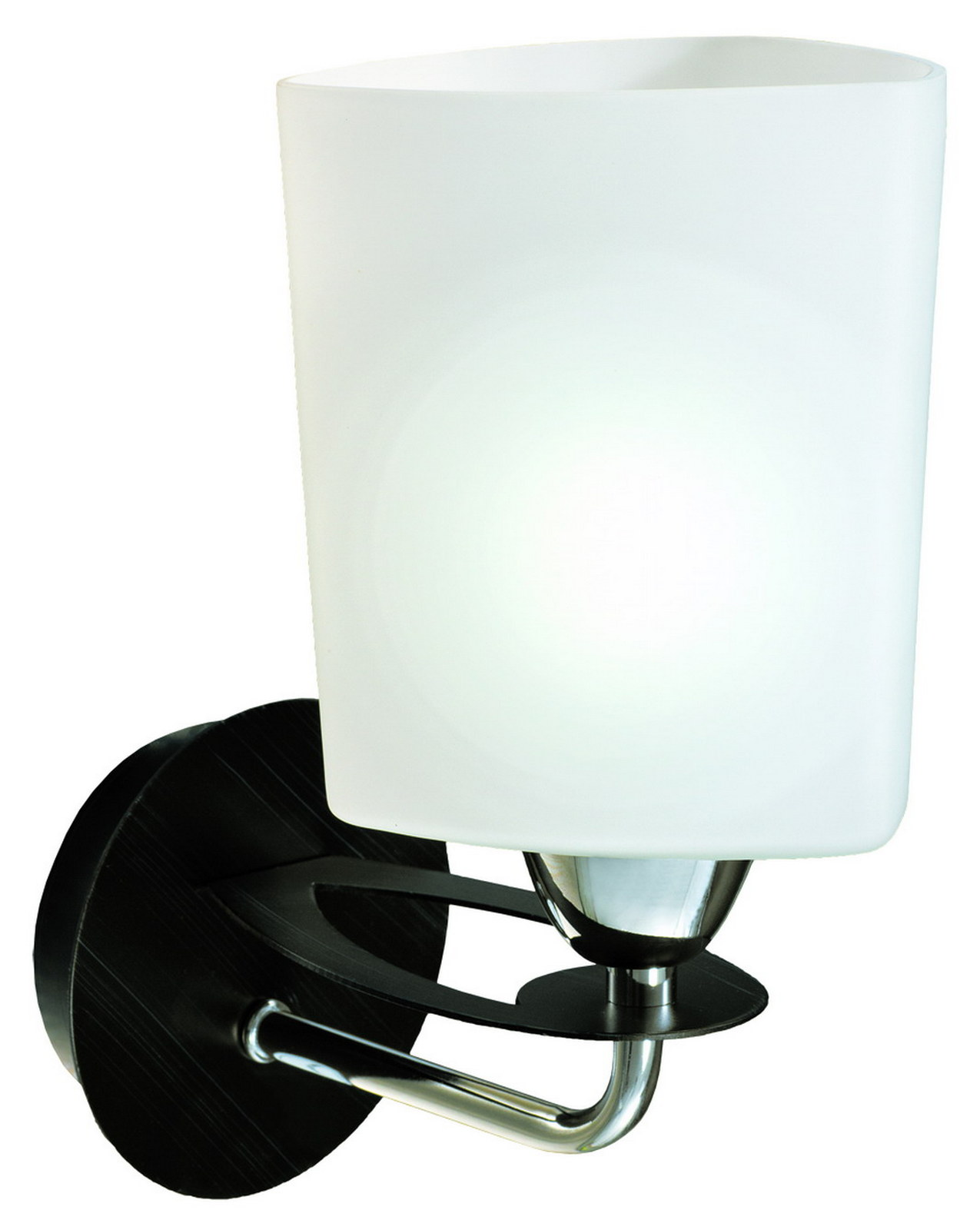 Бра МАКСИСВЕТНастенные светильники и бра<br>Тип: бра,<br>Назначение светильника: для гостиной,<br>Стиль светильника: модерн,<br>Материал светильника: металл, дерево, стекло,<br>Тип лампы: накаливания,<br>Количество ламп: 1,<br>Мощность: 40,<br>Патрон: Е14,<br>Цвет арматуры: хром,<br>Ширина: 115,<br>Высота: 180,<br>Удаление от стены: 230<br>