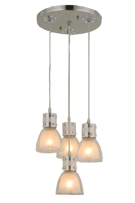 Люстра МАКСИСВЕТЛюстры<br>Назначение светильника: для гостиной,<br>Стиль светильника: модерн,<br>Тип: потолочная,<br>Материал светильника: металл, стекло,<br>Материал плафона: стекло,<br>Материал арматуры: металл,<br>Длина (мм): 375,<br>Ширина: 375,<br>Высота: 925,<br>Количество ламп: 4,<br>Тип лампы: накаливания,<br>Мощность: 40,<br>Патрон: Е14,<br>Пульт ДУ: нет,<br>Цвет арматуры: хром,<br>Коллекция: 6767<br>