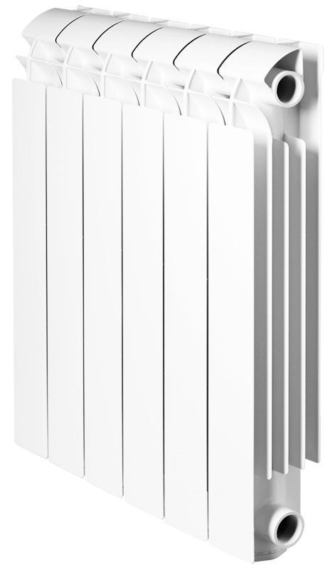 Радиатор алюминиевый Global Vox-r 350 x 6