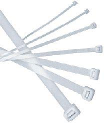 Хомут IekАксессуары для электромонтажа<br>Тип аксессуара: хомут, Степень защиты от пыли и влаги: IP 20, Цвет: белый<br>