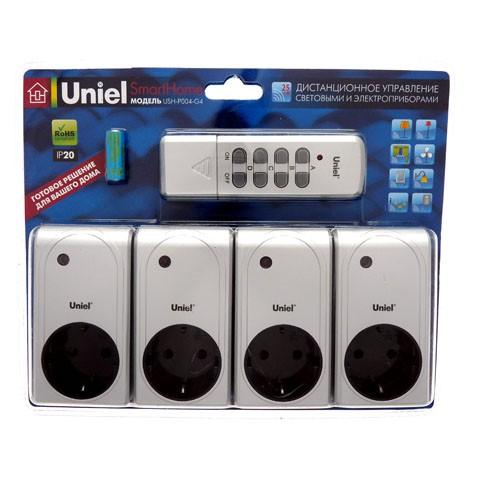 Пульт управления световыми приборами Uniel от 220 Вольт