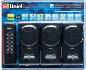 Пульт управления световыми приборами Uniel