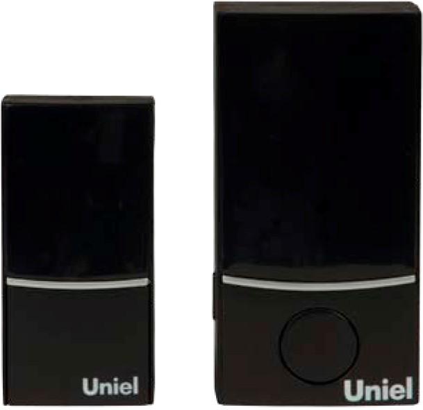 Звонок Uniel Udb-089w-r1t1-32s-100m-bl