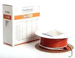 Теплый пол Heat-proТеплые полы<br>Мощность: 417,<br>Площадь обогрева: 5,<br>Толщина: 7,<br>Тип покрытия: плитка/керамогранит,<br>Способ монтажа нагревателя: в стяжку или плиточный клей,<br>Тип нагревательного мата: кабельный,<br>Количество жил: 2,<br>Под плитку: есть,<br>Под керамогранит: есть,<br>Длина кабеля: 21,<br>Родина бренда: Финляндия<br>