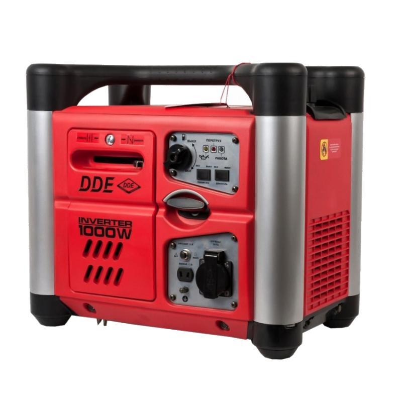 Инверторный бензиновый генератор Dde