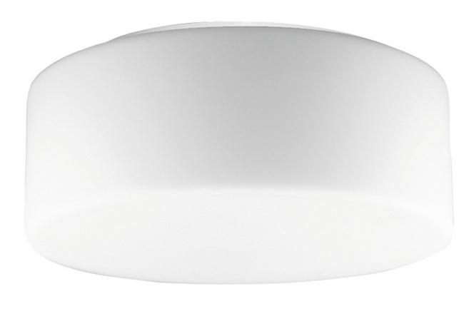 Светильник настенно-потолочный Arte lampСветильники настенно-потолочные<br>Мощность: 100,<br>Количество ламп: 1,<br>Назначение светильника: для комнаты,<br>Стиль светильника: модерн,<br>Материал светильника: металл,<br>Тип лампы: накаливания,<br>Ширина: 250,<br>Высота: 120,<br>Диаметр: 250,<br>Патрон: Е27,<br>Цвет арматуры: белый<br>