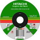 Круг отрезной HITACHI А24 125 Х 2,5 Х 22