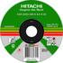 Круг отрезной HITACHI А24 180 Х 1,6  Х 22 по металлу