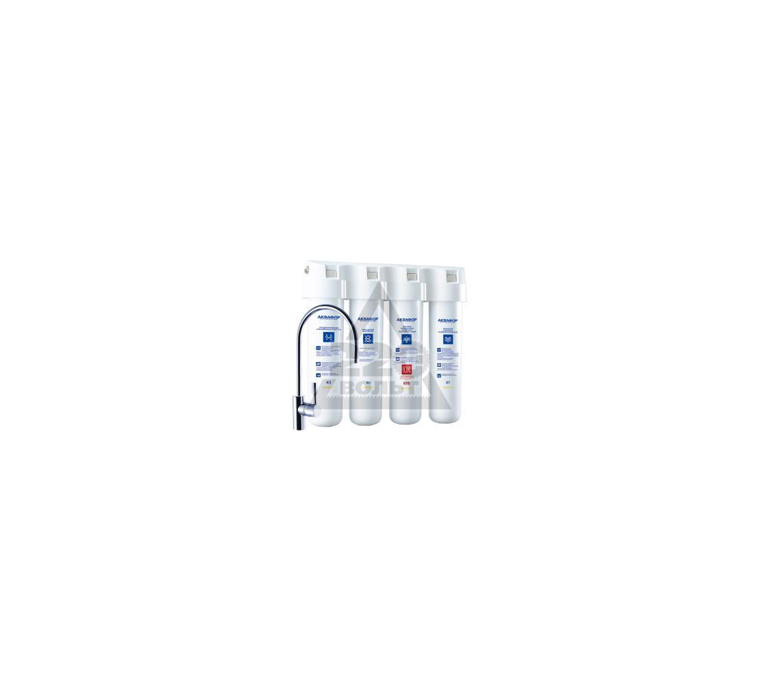 Фильтр для очистки воды АКВАФОР Кристалл ЭКО Н (мод А)