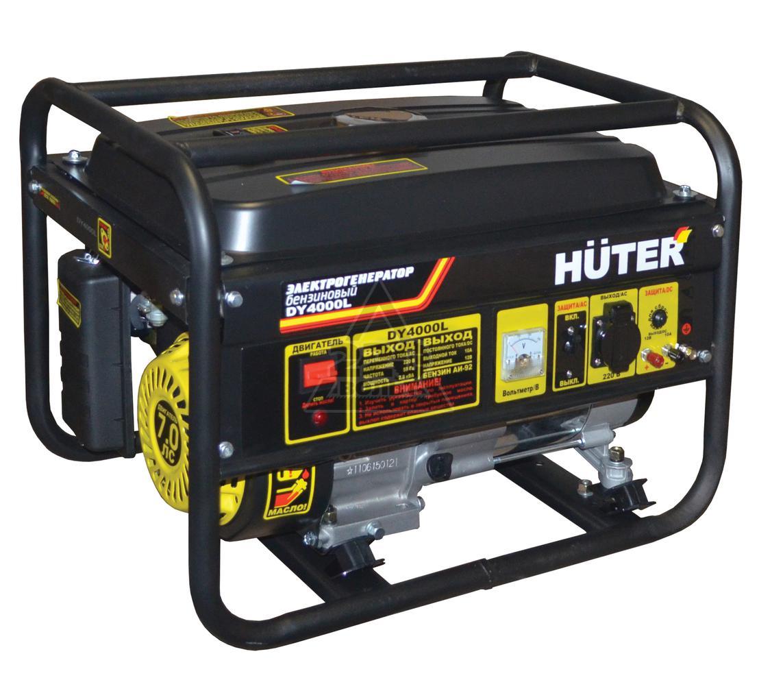 ���������� ��������� HUTER DY4000L