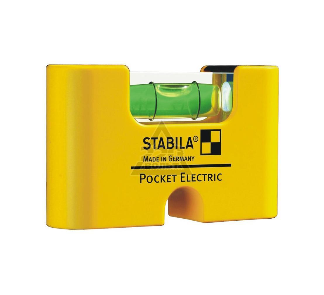 Уровень STABILA 17775 Pocket Еlectric