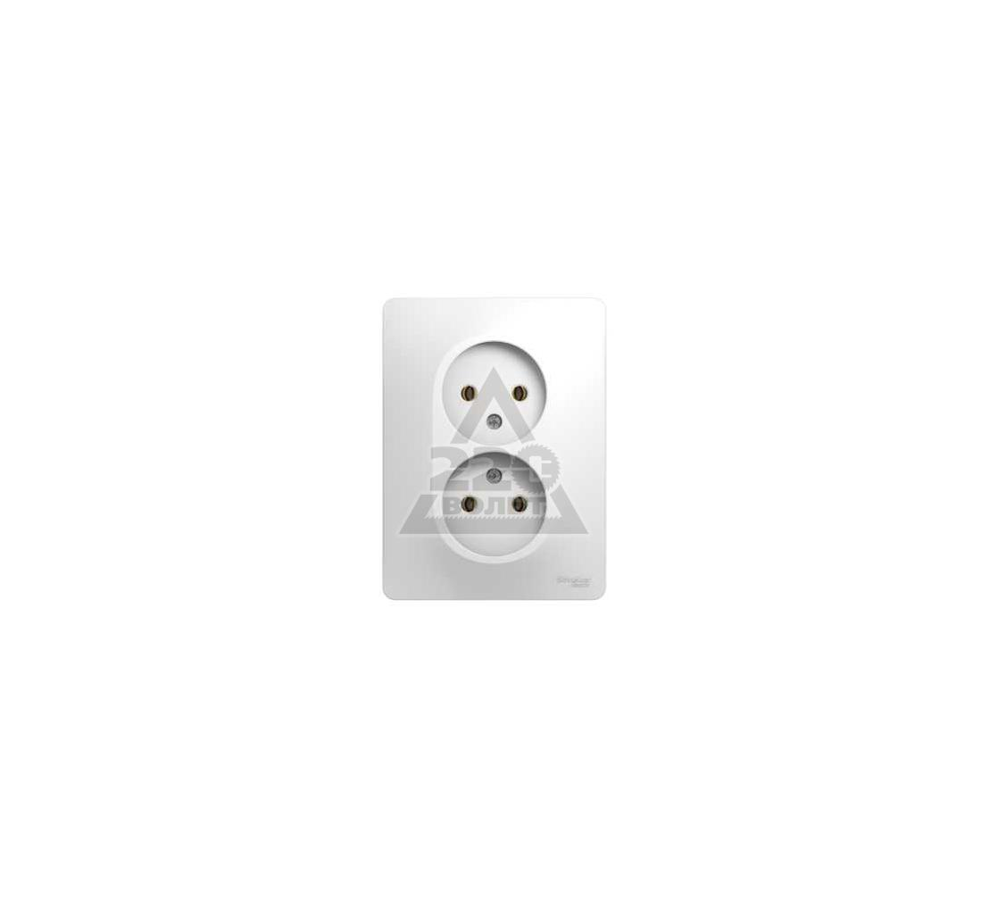 Розетка SCHNEIDER ELECTRIC GSL000120 Glossa