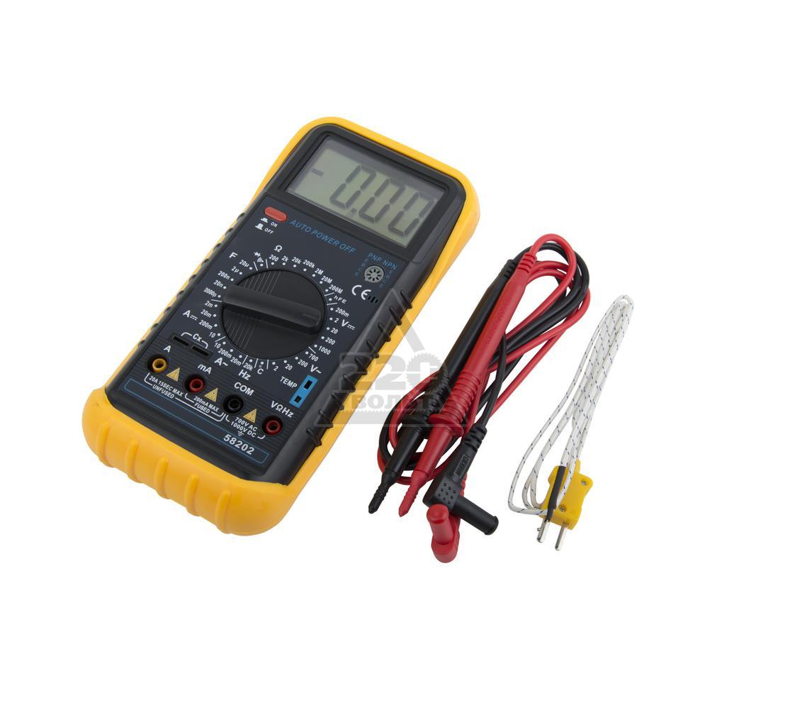 Мультиметр ELECTRALINE 58202