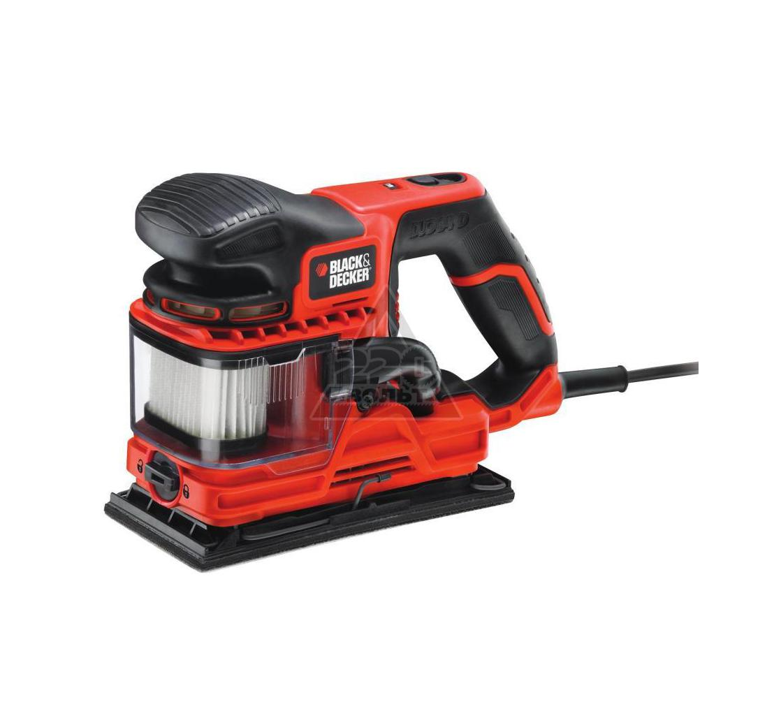 ������� ������������ ������� (������������) BLACK & DECKER KA330E-QS