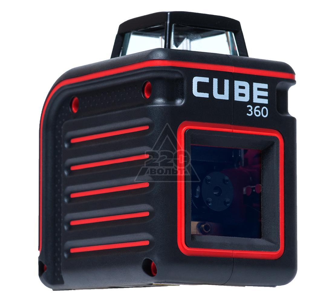 Уровень ADA Cube 360 Home Edition