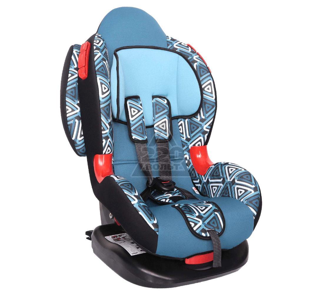 Кресло детское автомобильное SIGER Кокон Isofix KRES0296
