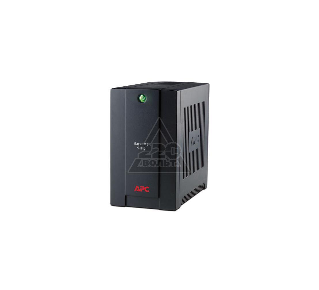 Источник бесперебойного питания APC BX650CI-RS
