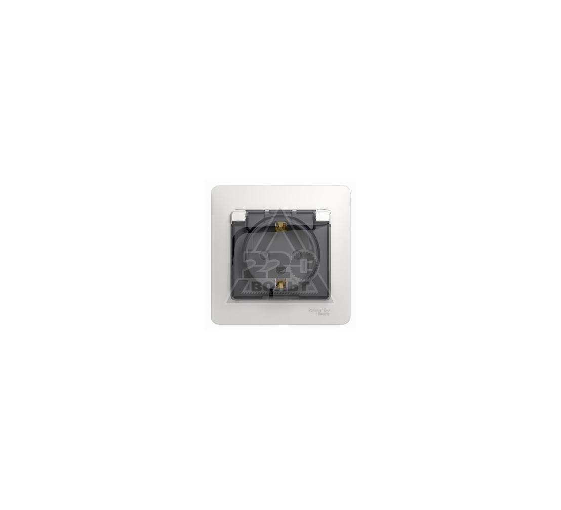 Розетка SCHNEIDER ELECTRIC 275157 Glossa