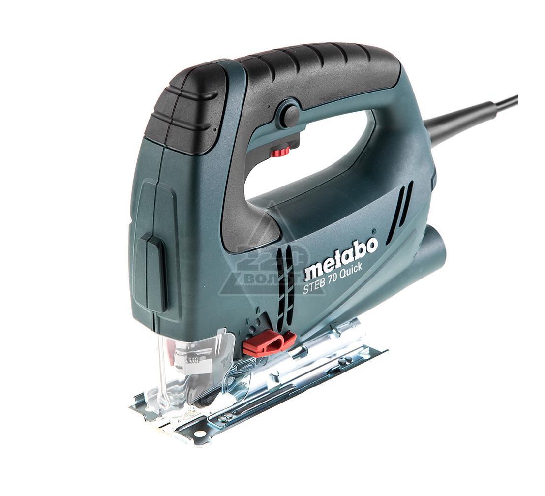 Лобзик METABO STEB 70 Quick  в коробке