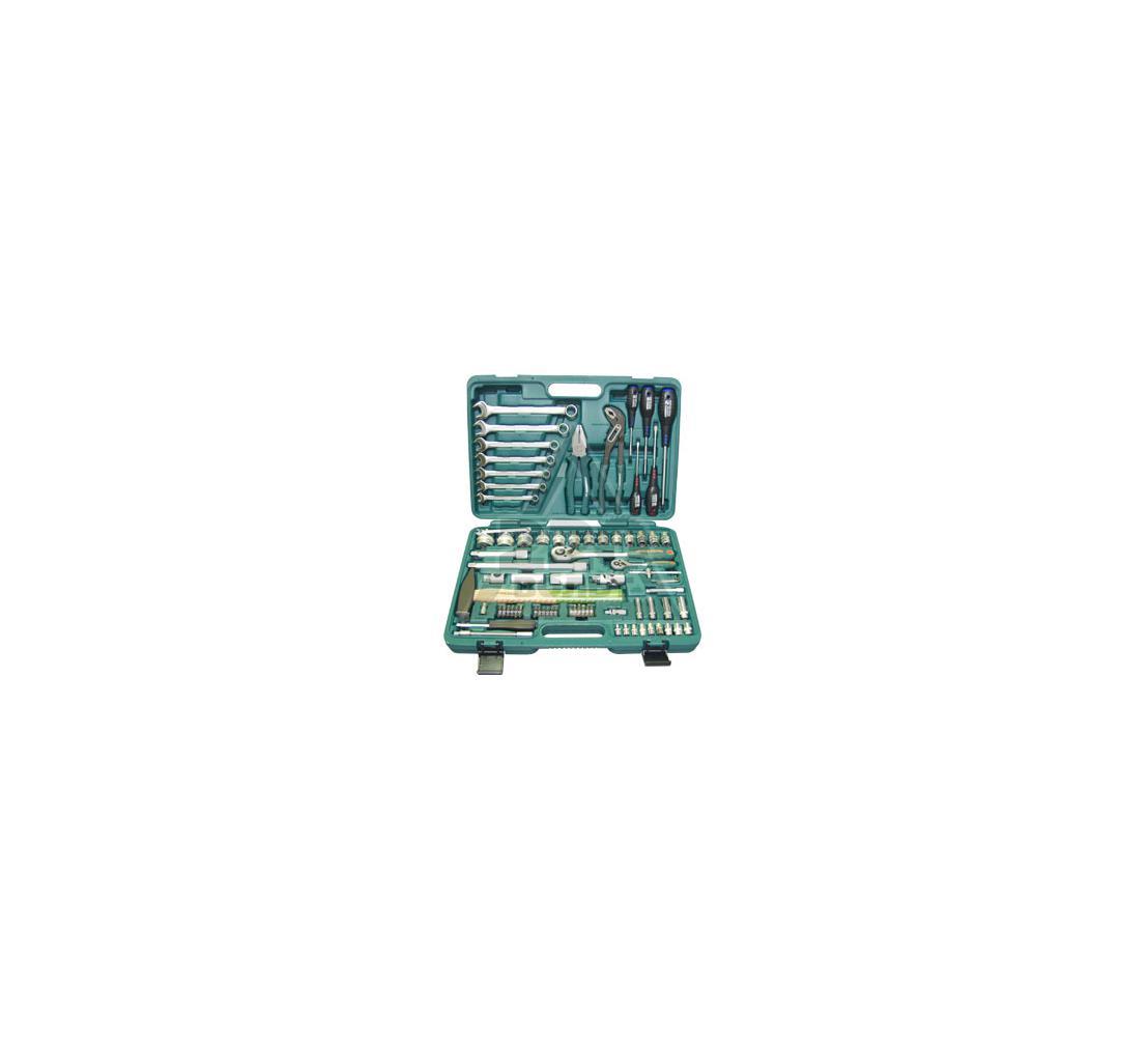 Набор инструментов универсальный, 77 предметов JONNESWAY S04H52477S