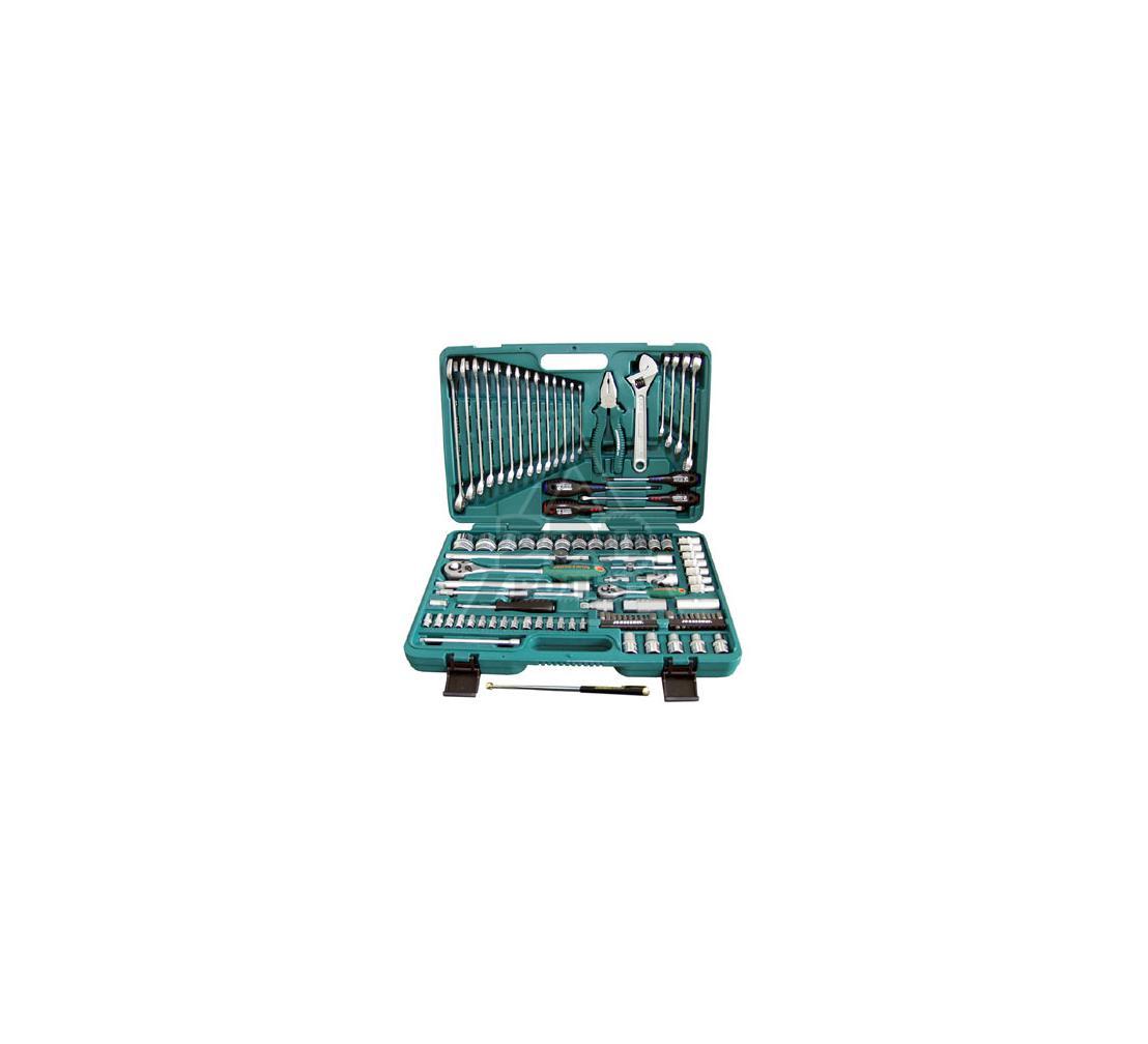 Набор инструментов в пластиковом кейсе, 101 предмет JONNESWAY S04H624101S