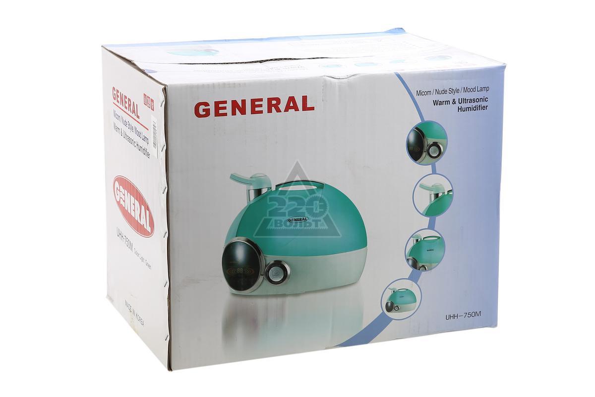 увлажнитель воздуха general инструкция по эксплуатации
