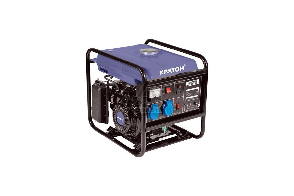 инверторный бензогенератор кратон gg2400 инструкция по применению