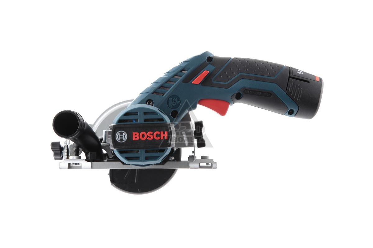 Аккумуляторная пила Bosch