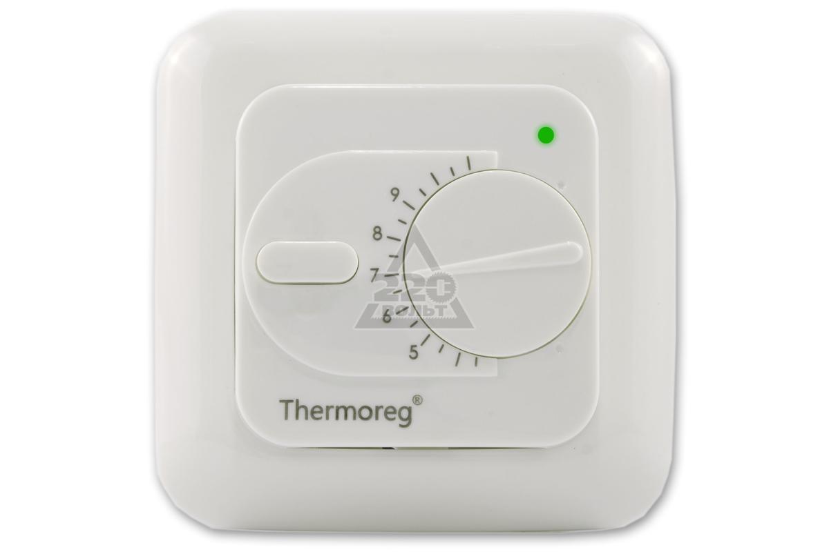 инструкция на электрический т плый пол thermo