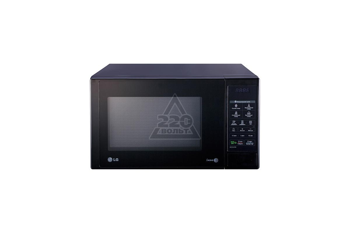 печь ms 2042db инструкция микроволновая lg