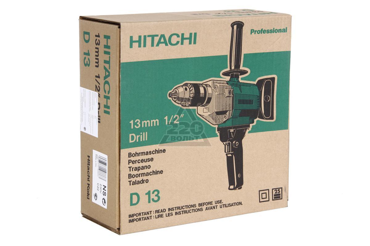 Строительный миксер Hitachi