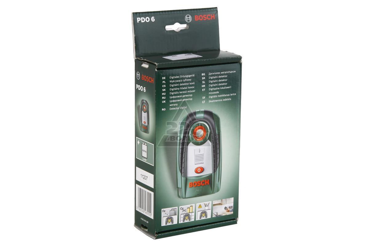 Bosch Pdo 6 инструкция