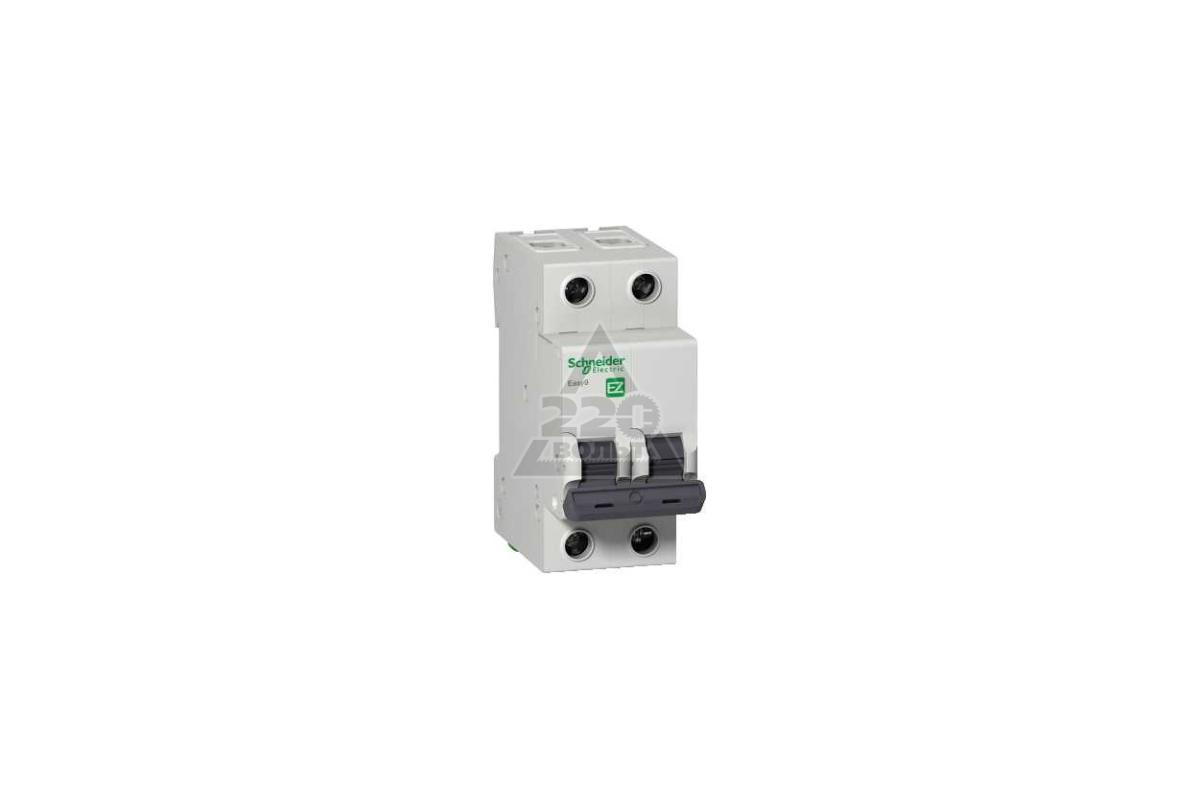 schneider electric easy9 отзывы в квартиру Schneider Electric EZ9F14116 - АВТ. ВЫКЛ. EASY 9 1П 16А В 4 ...